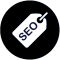 digital marketing tools icon/