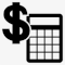 Finance & Accounting Services icon/