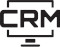 CRM & ERP Solution icon/