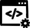 Website Development icon/